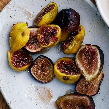 su-Honey Roasted Figs