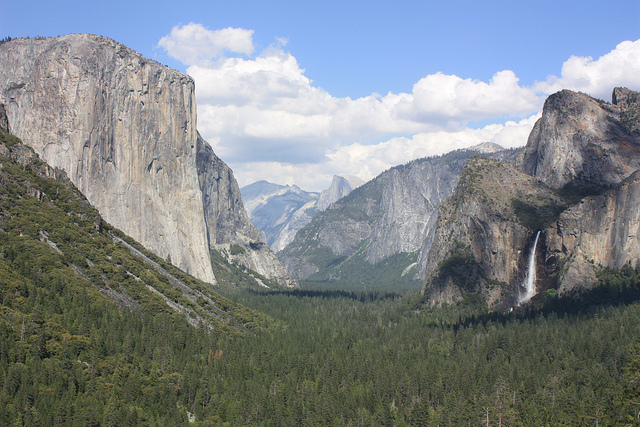 Climb Yosemite's El Capitan with Google Maps