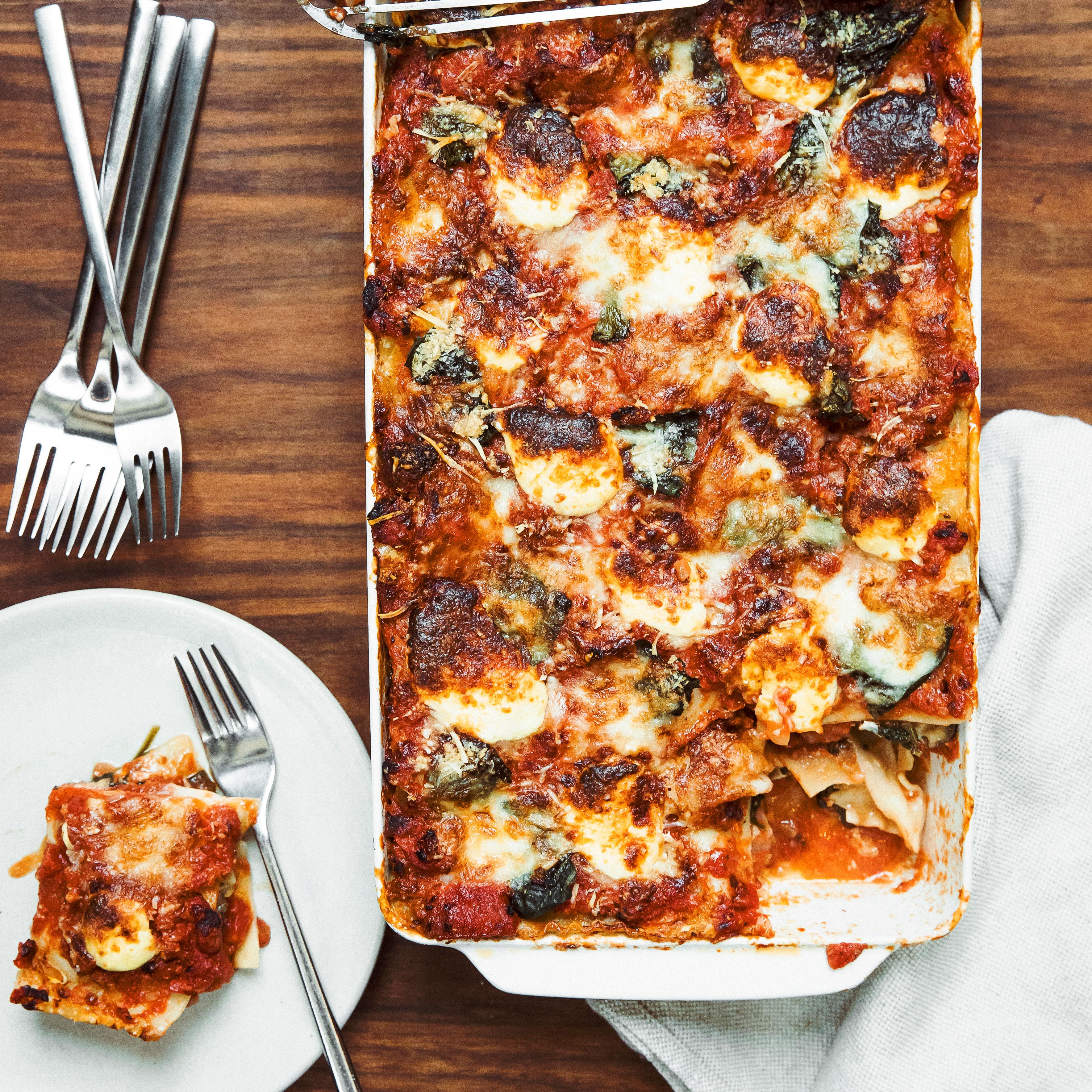 su-Lucie's Lasagna Image