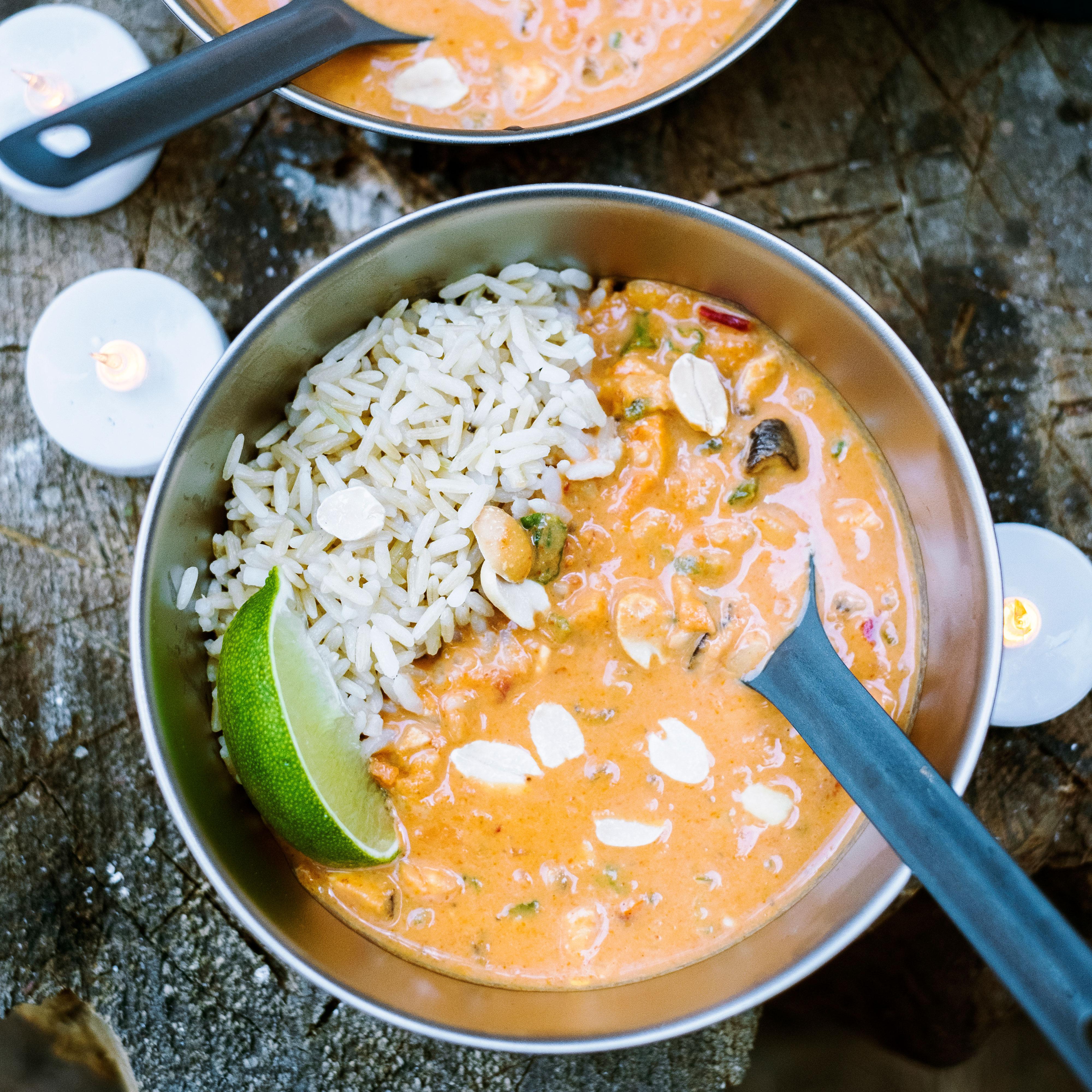 su-Panang Curry Image