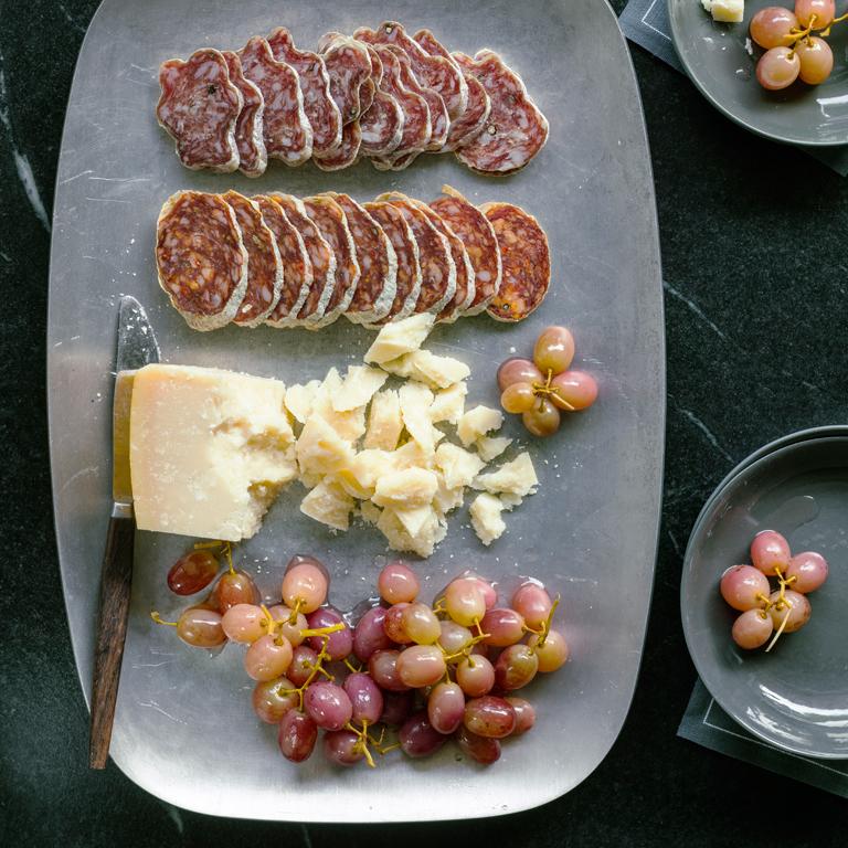 su-Pickled Grapes Image