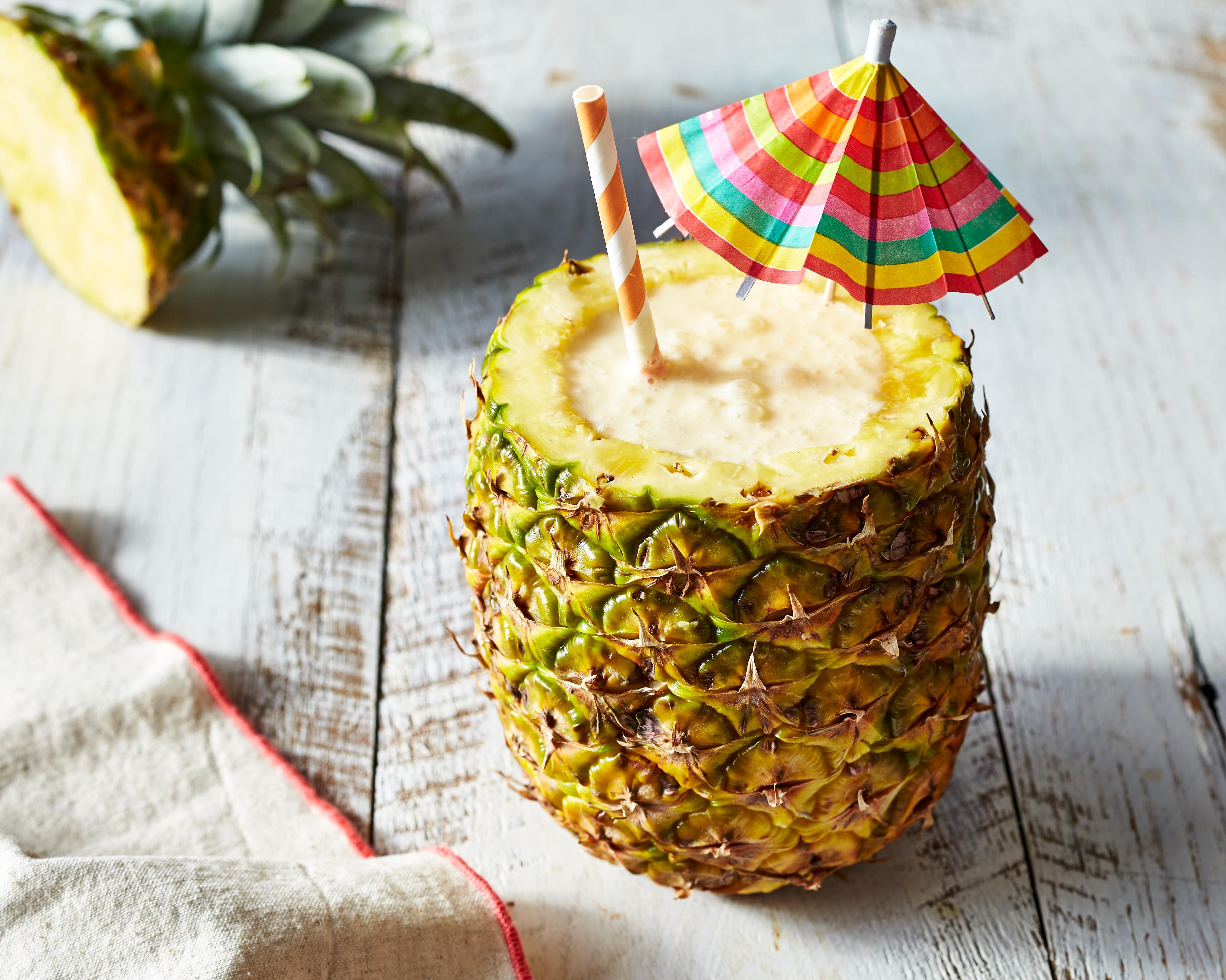 su – Pineapple Shake