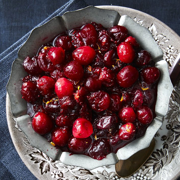 su-Pure and Simple Cranberry Sauce Image