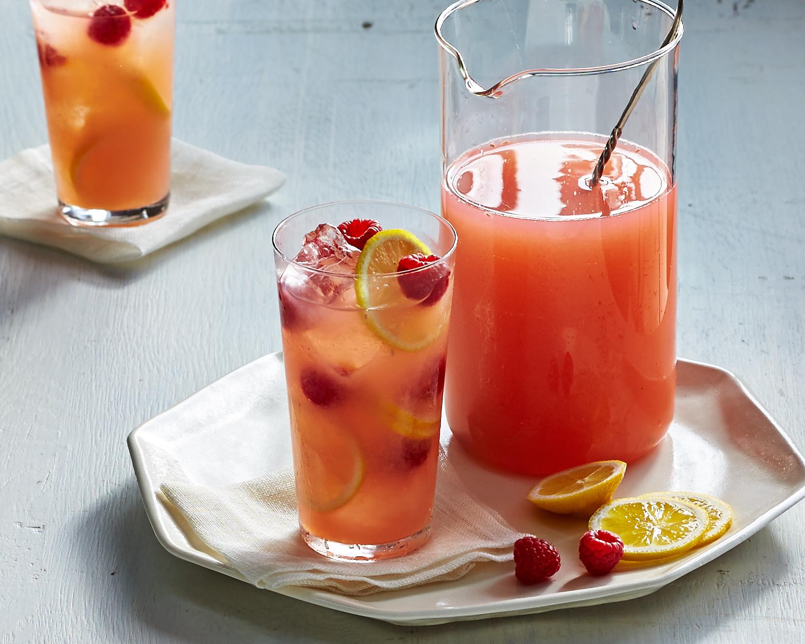 su- Raspberry Lemonade
