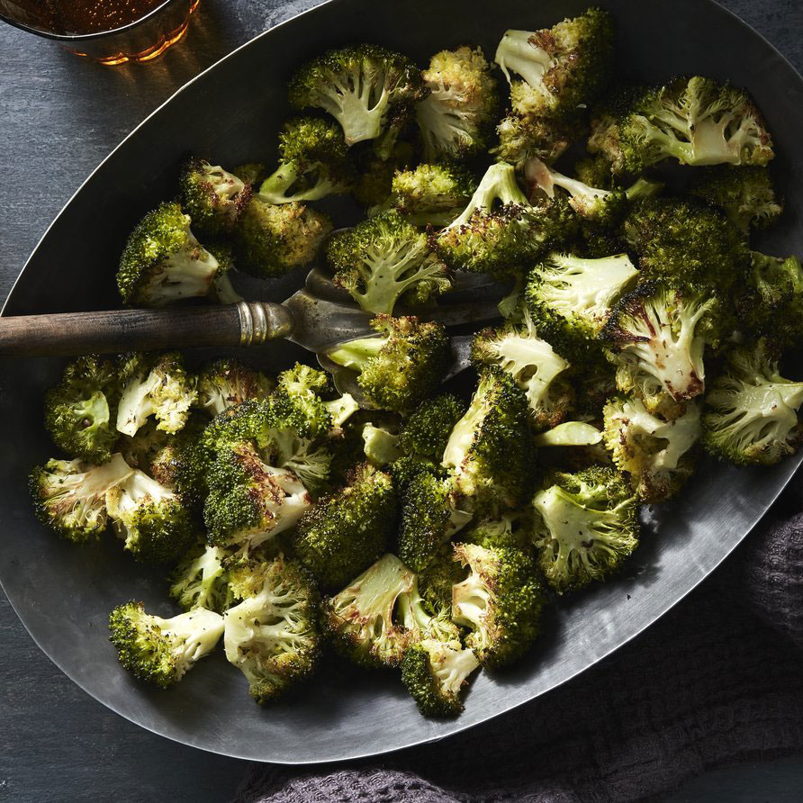su-Roasted Broccoli Image