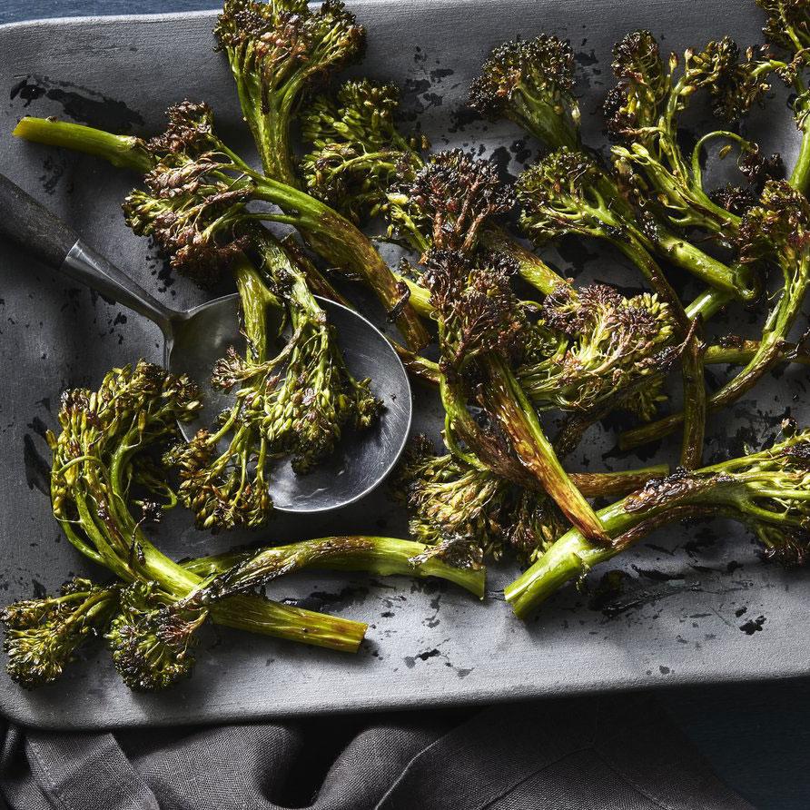 su-Roasted Broccolini Image