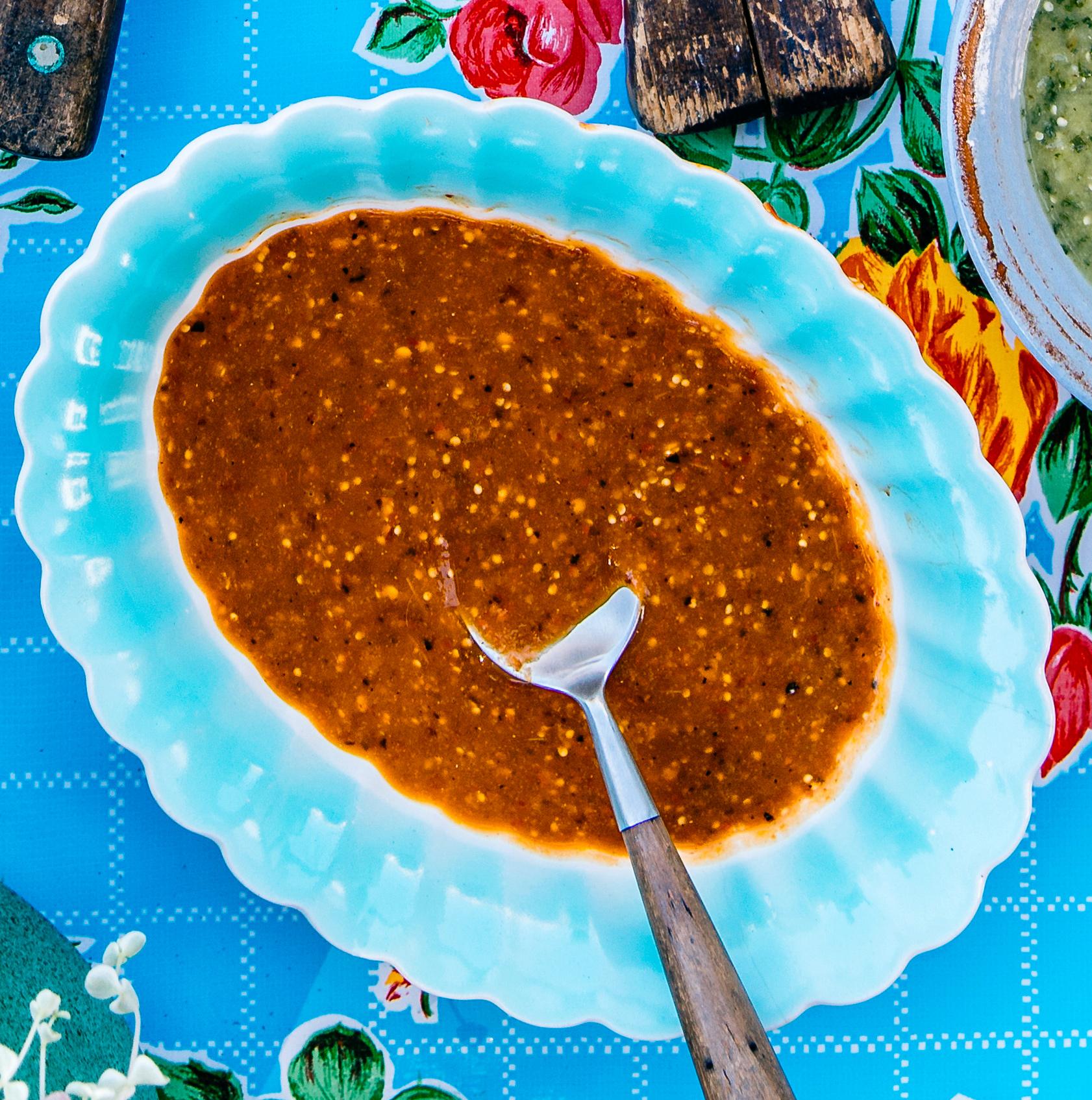 su- Salsa Roja