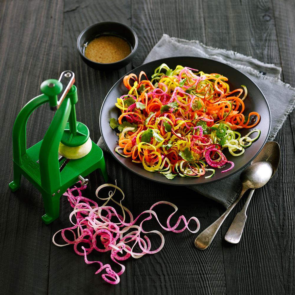 su-Sesame Zoodle Salad Image