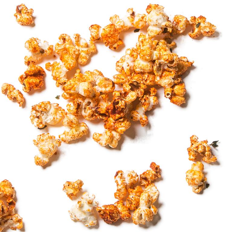 su-Smoked Paprika Popcorn Image