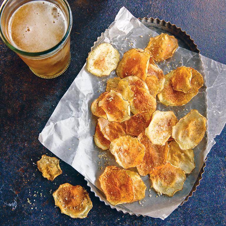 su-Sour Cream & Onion Potato Chips Image