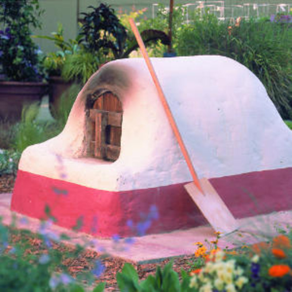 How To Build An Outdoor Adobe Oven A Sunset Classic
