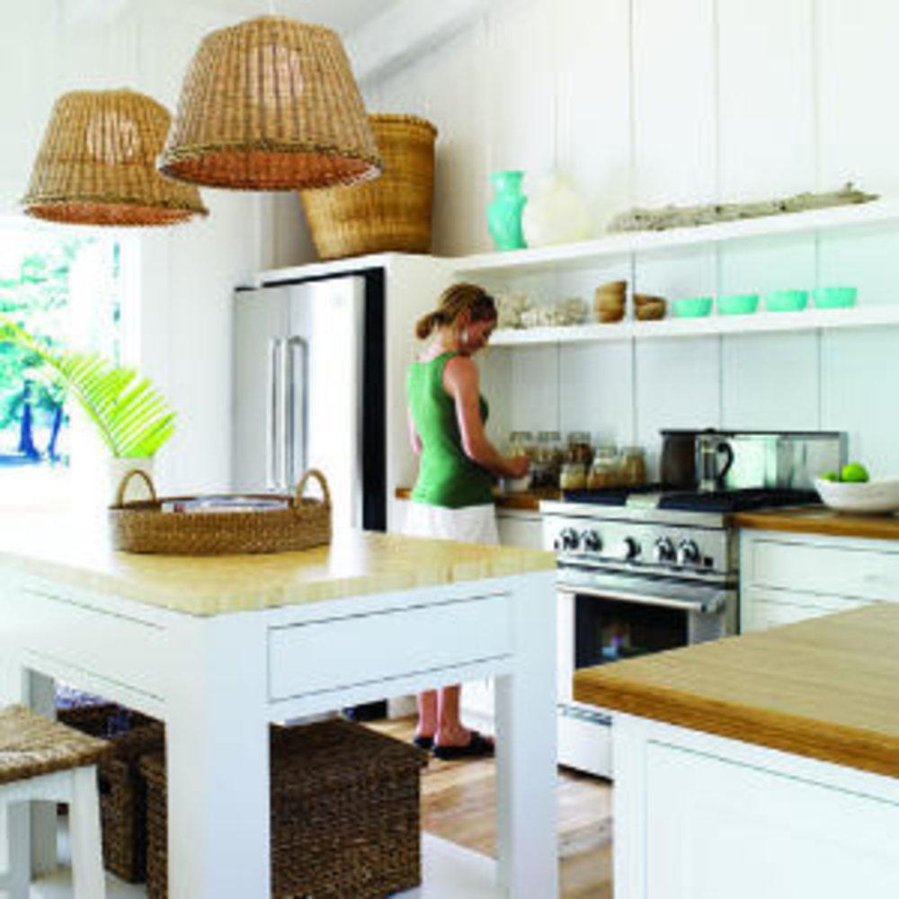 Step Inside Sunset's Summer Retreat Home