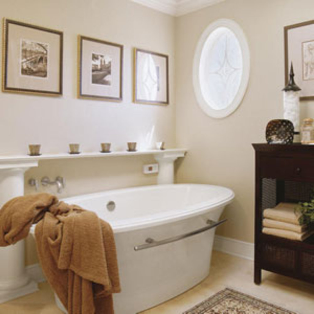 Small Master Bathroom Makeovers: Before And After: Bathrooms