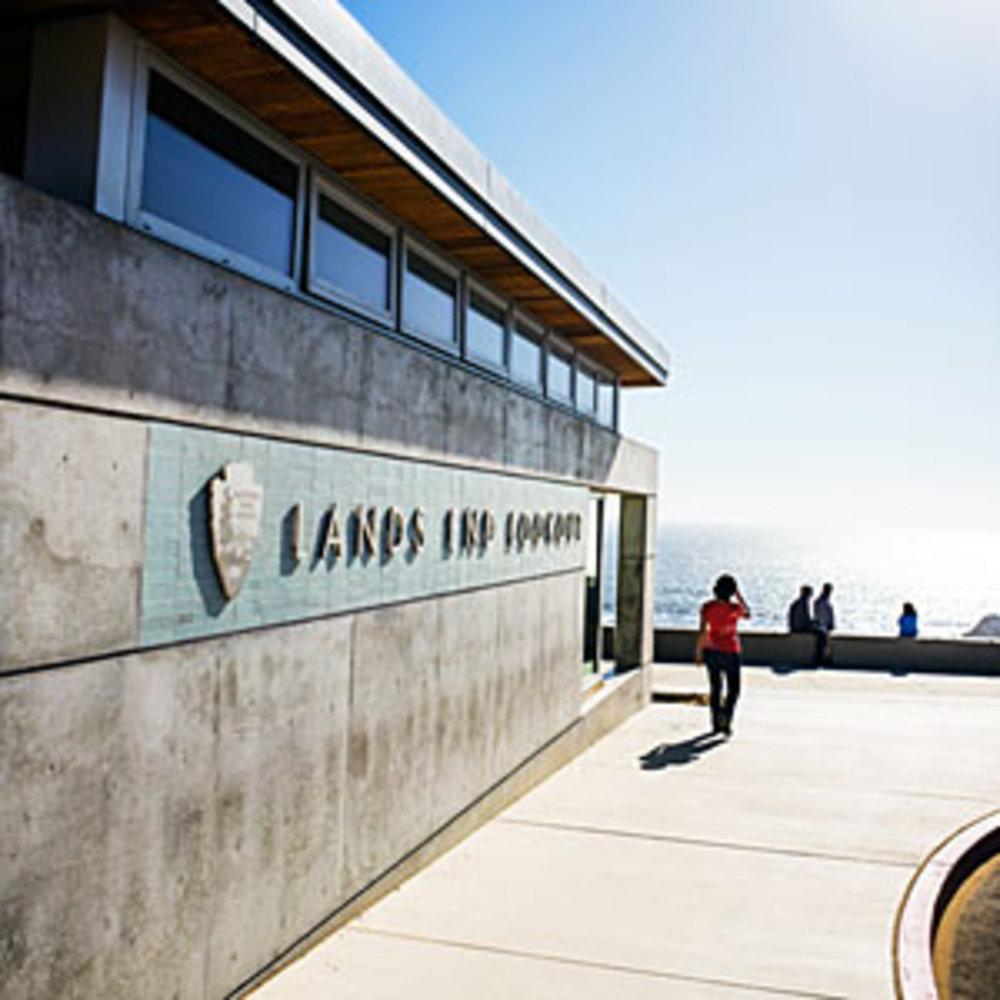 Lands End Lookout