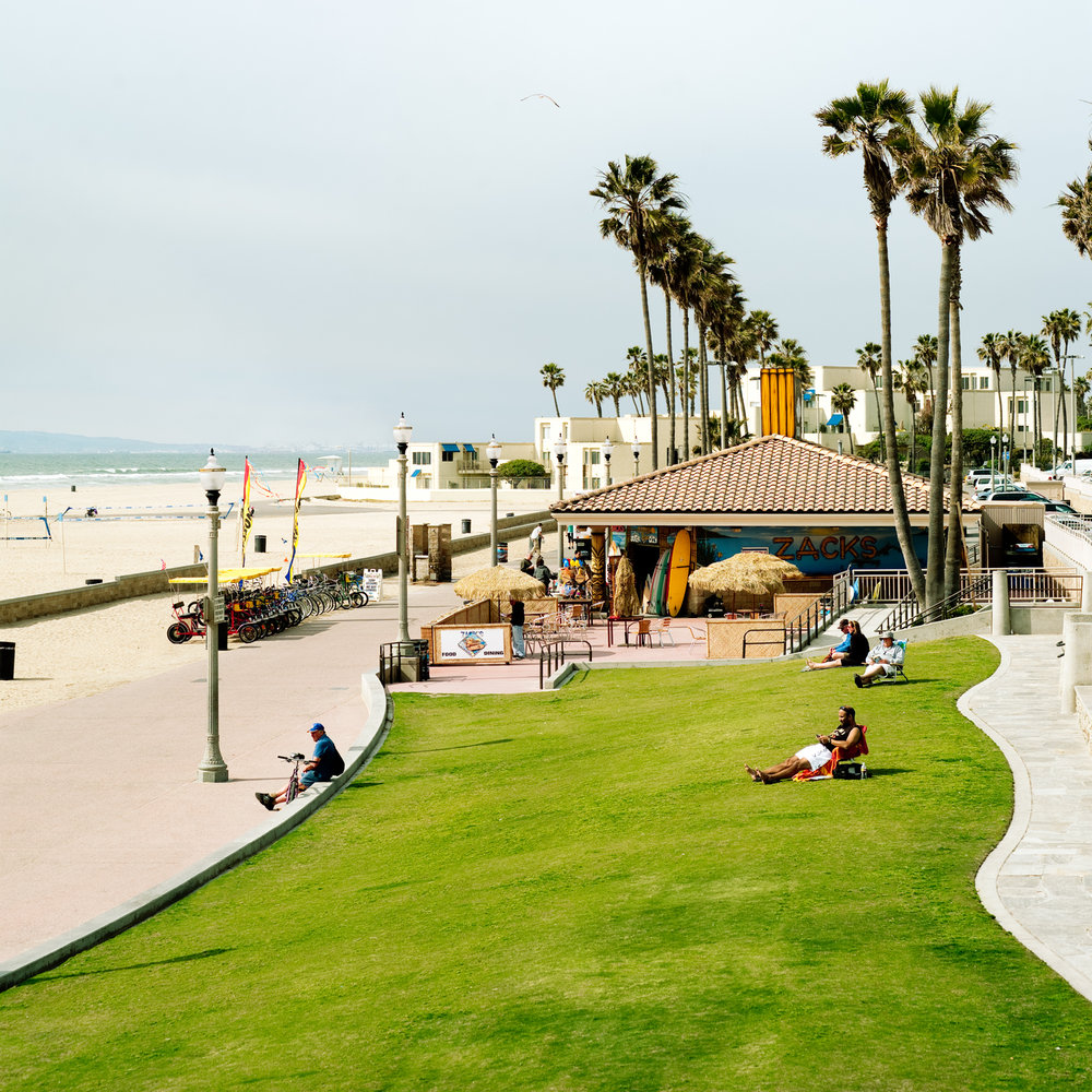 Surf And Sun In Huntington Beach Ca Sunset Magazine