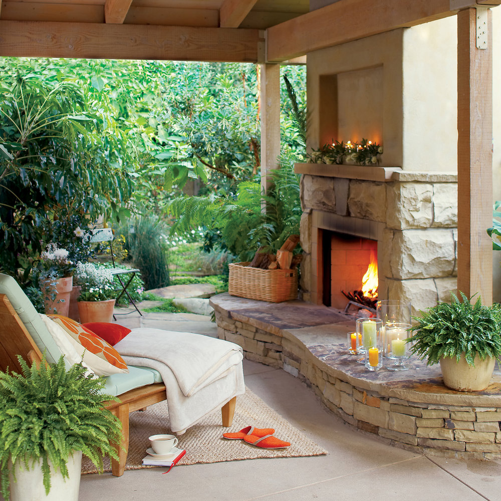 20 Winter Garden Design Ideas: 10 Ways To Enjoy Your Backyard, Even In The Chilly Months