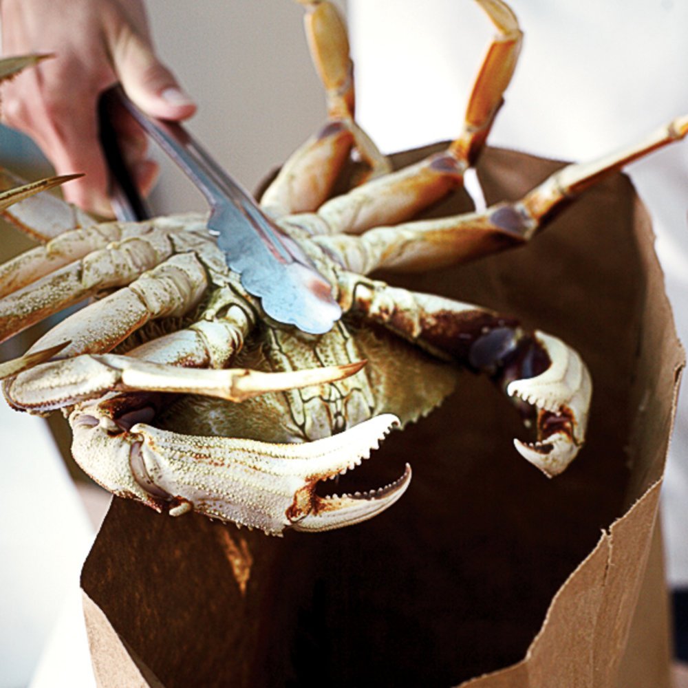 How to Cook Dungeness Crab - Sunset Magazine 74b2810710