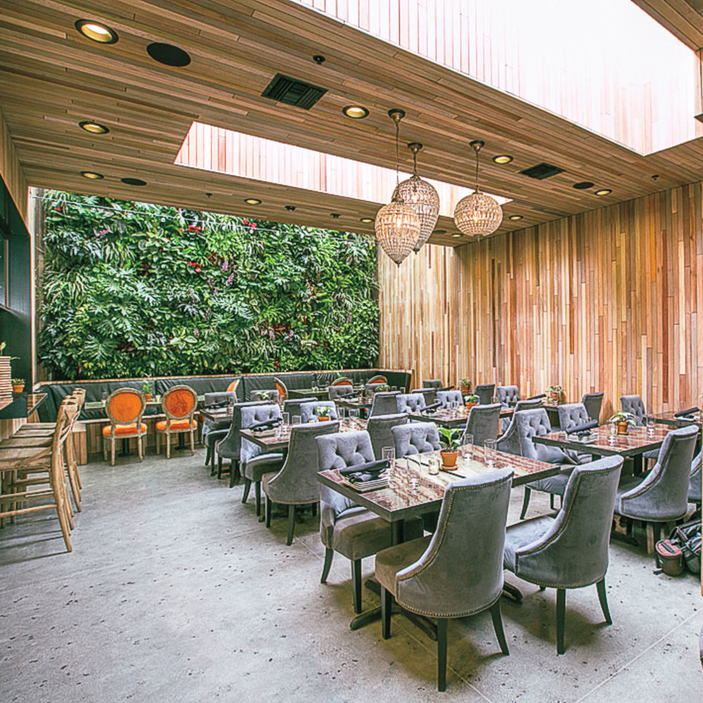Patio on Goldfinch