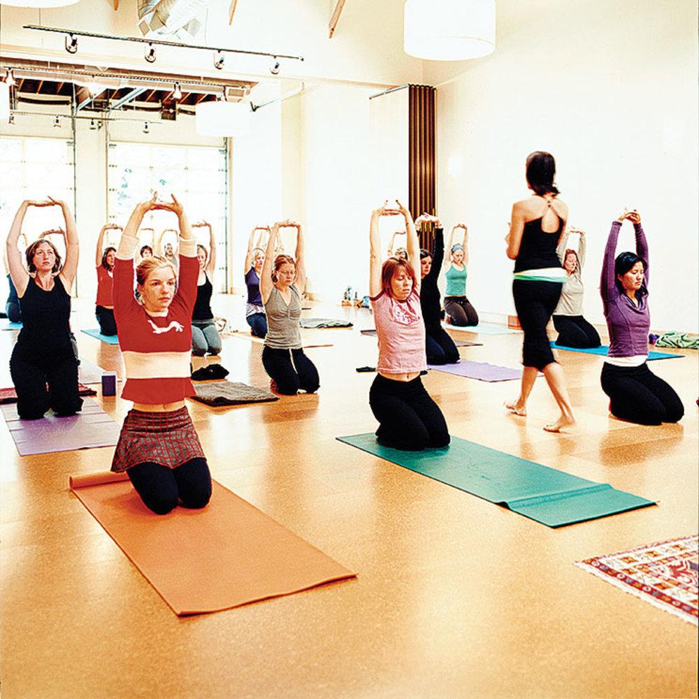 yoga n portland