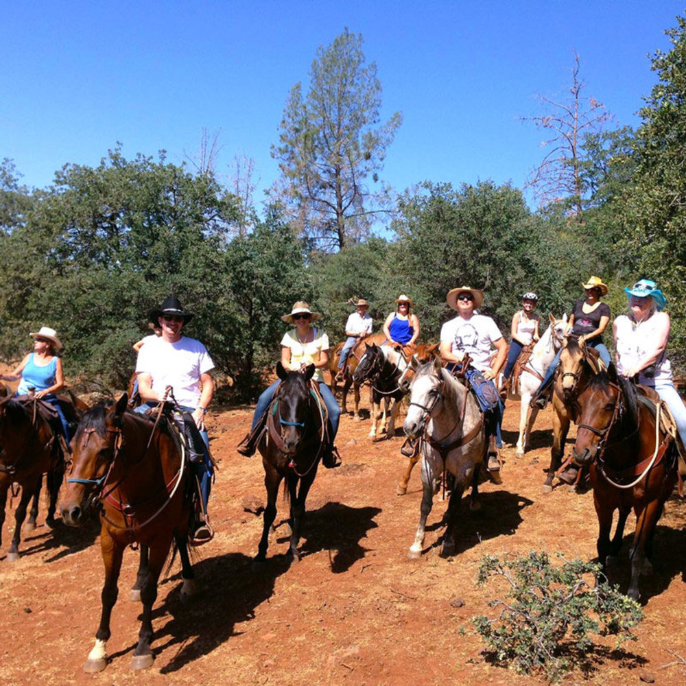 Top 8 dude ranch escapes sunset magazine for Sanctuary ranch