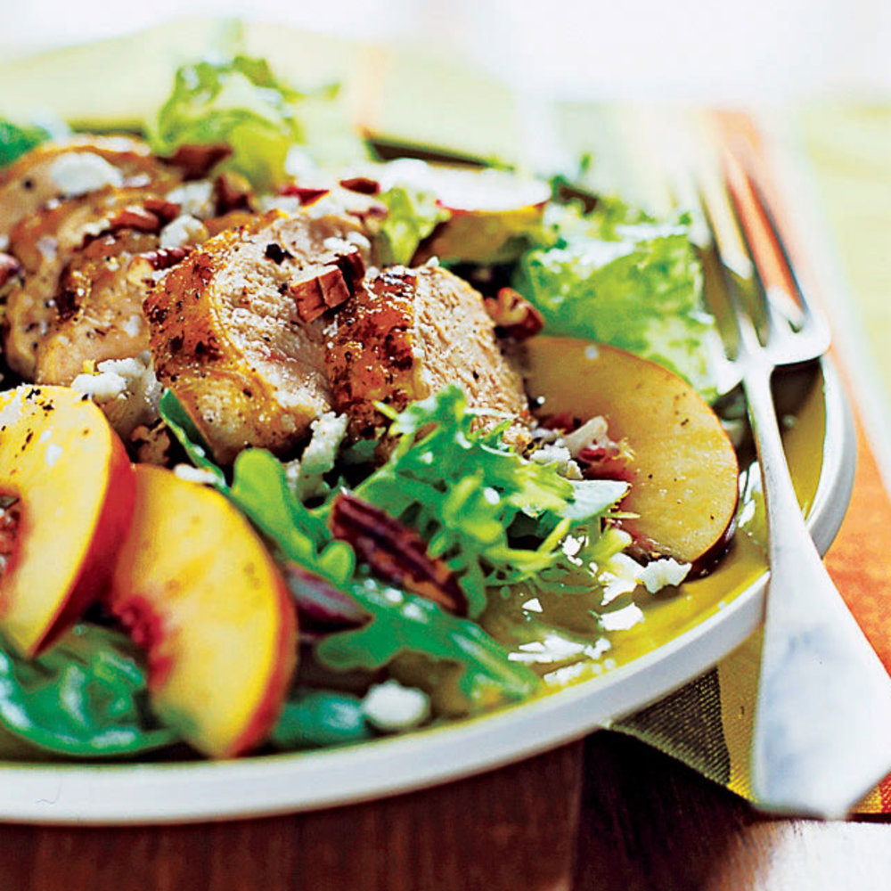 Dinner Salad Ideas Main Course Salad Recipes: 12 Tasty Salads With Chicken