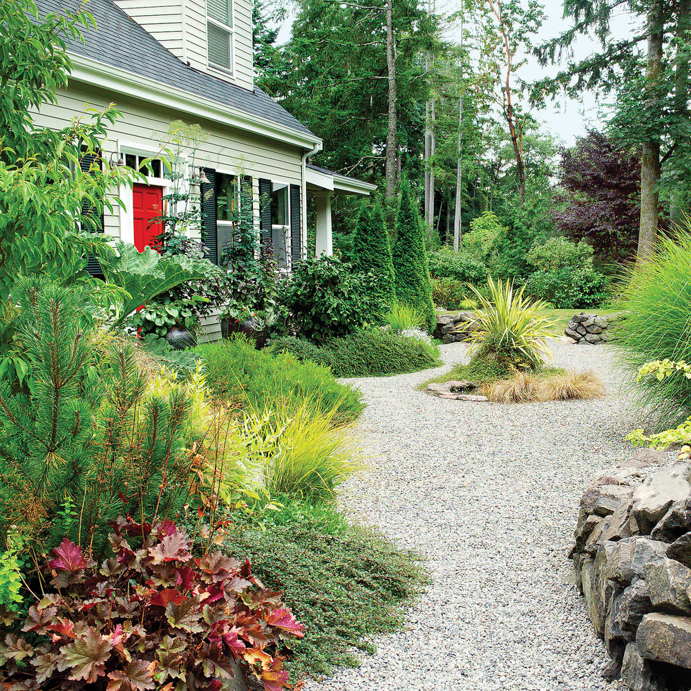 Landscaping With Gravel