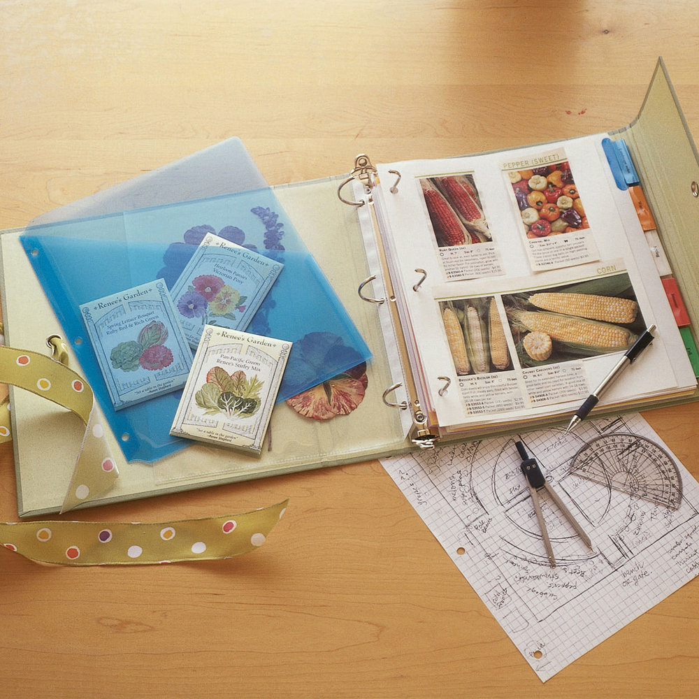 Grow a garden journal