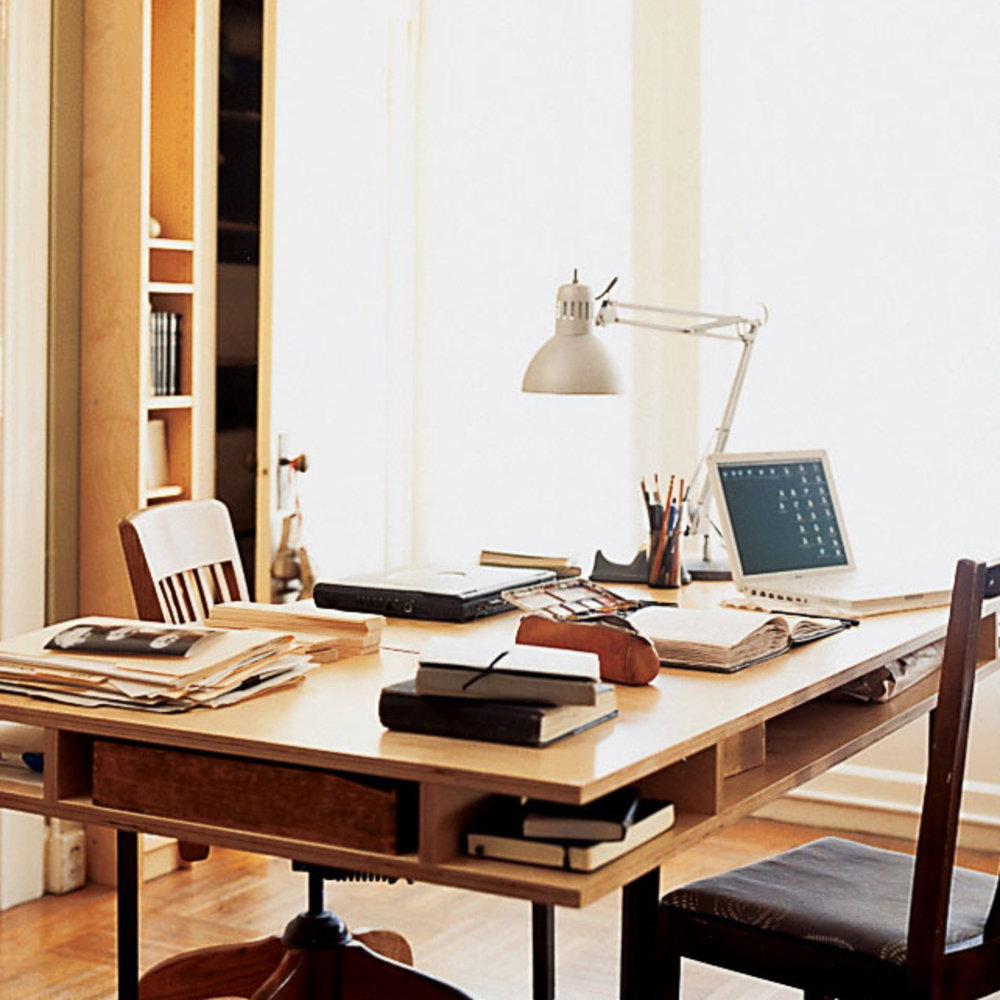 10 Must Haves For A Modern Home Office Sunset Magazine