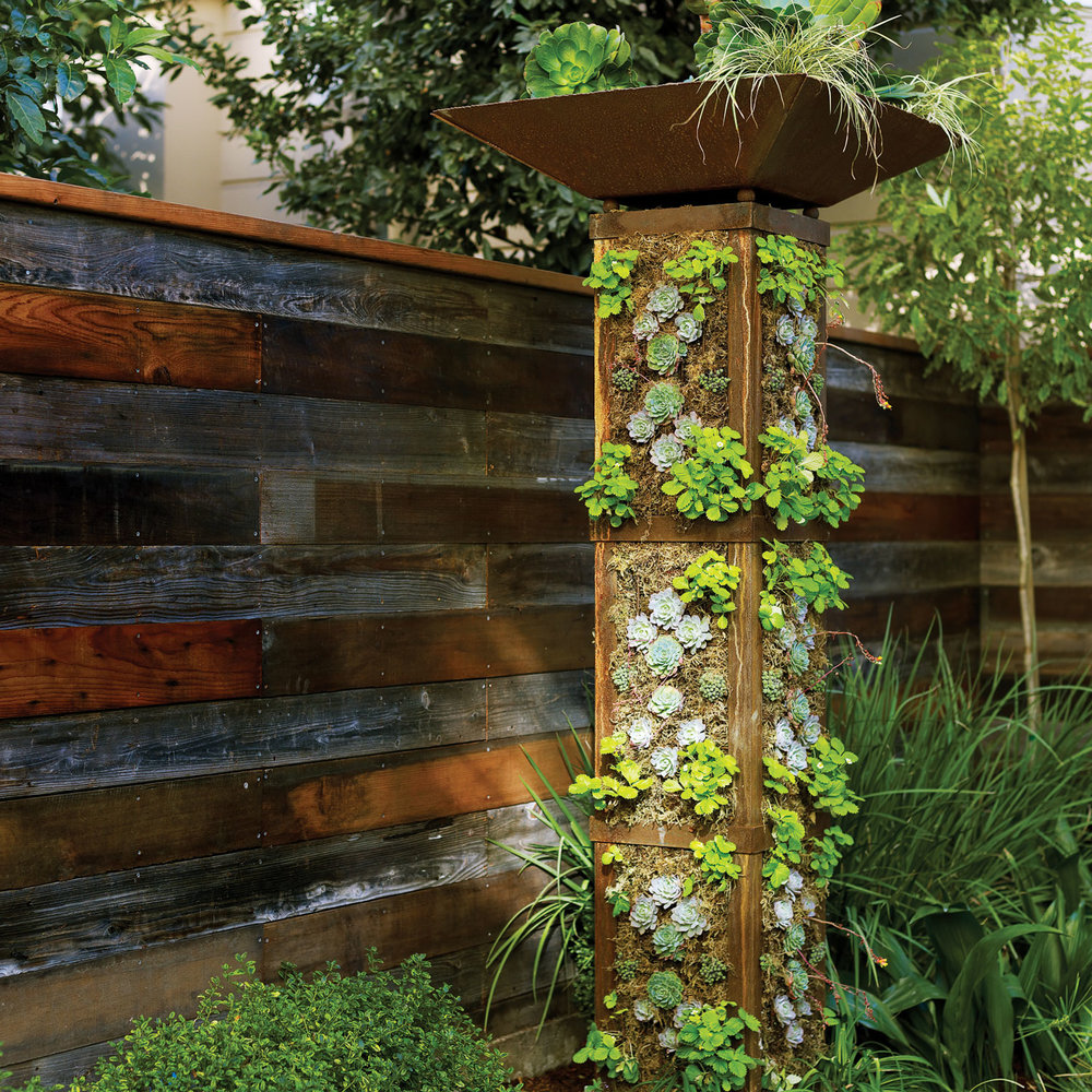Famous Small Space Garden Design Photo - Brown Nature Garden ...