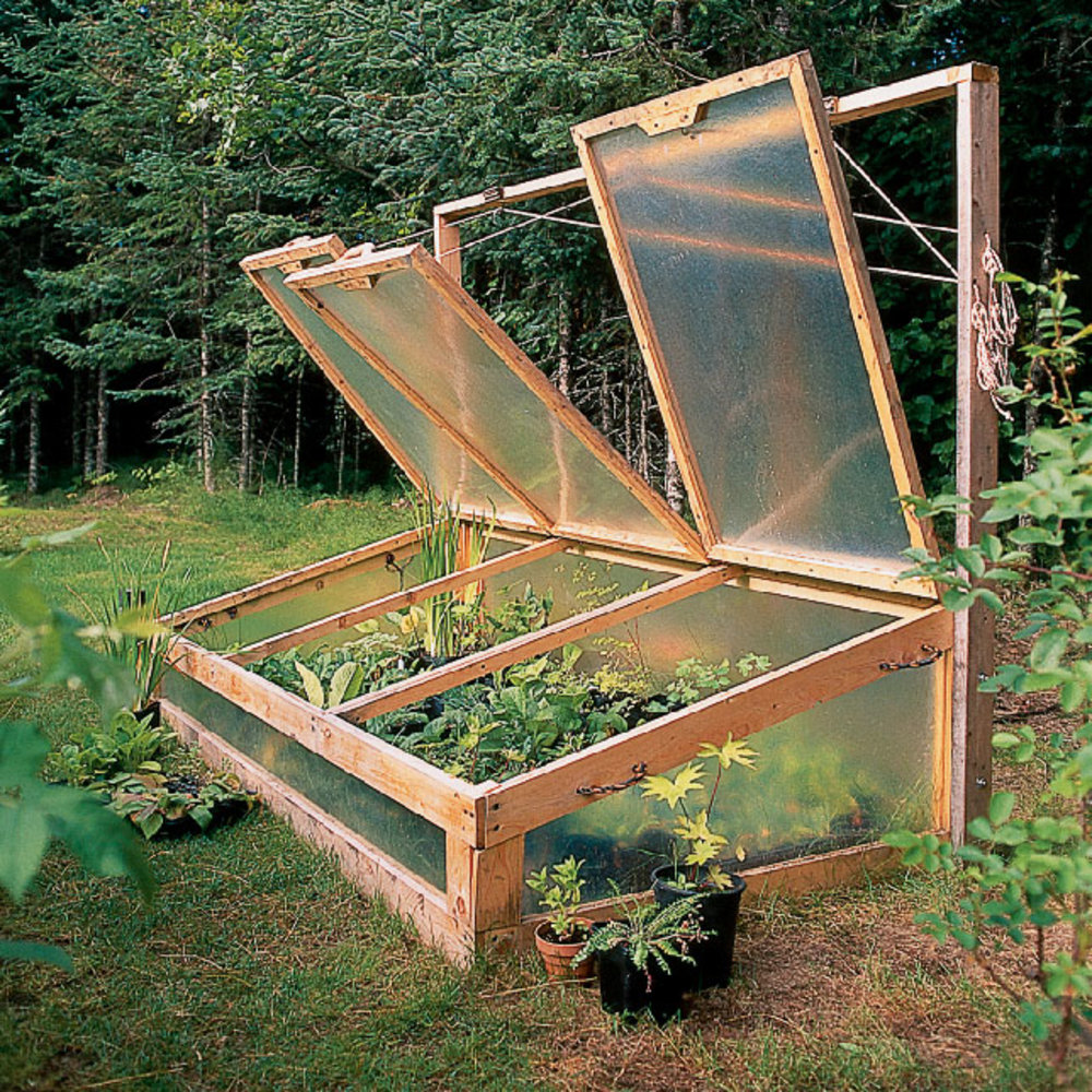 How To Build Cold Frames Sunset Magazine