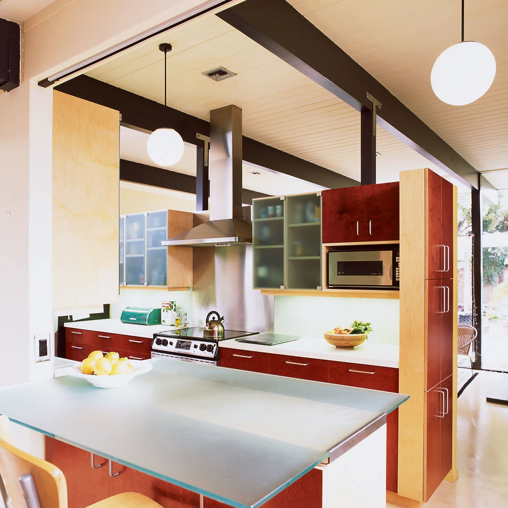 Eichler kitchen update