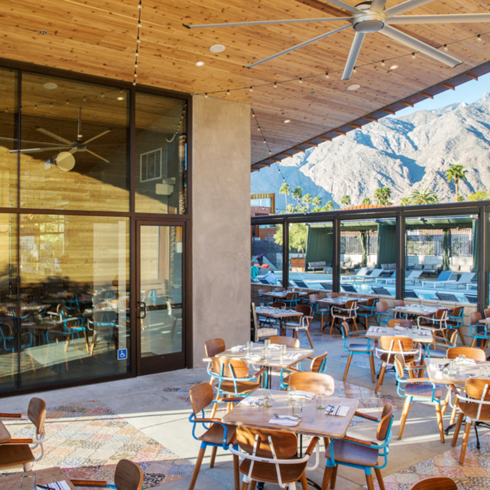 Palm Springs Tourism And Holidays Best Of Palm Springs: Hottest Restaurants In Palm Springs