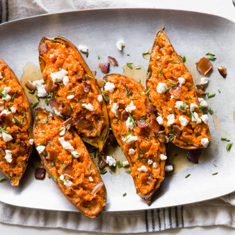 Unique Ways To Make Sweet Potatoes At Thanksgiving