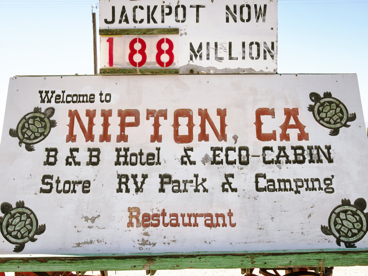 NIPTON, CA / photographed for Sunset Magazine