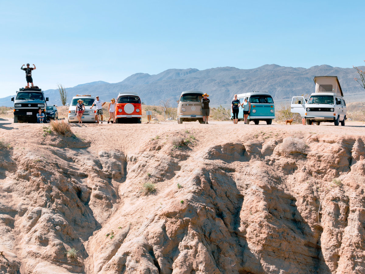 5 Van Rentals for the Perfect Road Trip