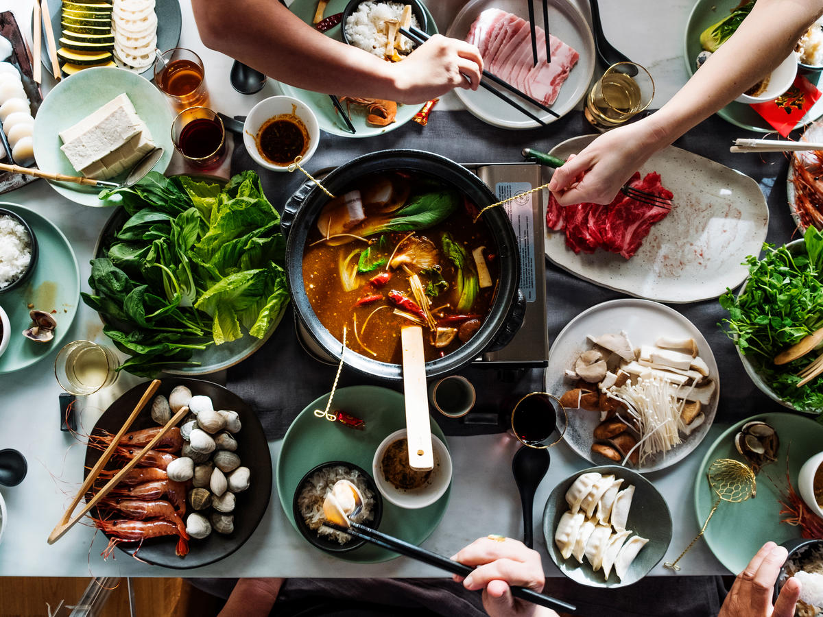 How to Throw a Chinese Hot Pot Feast - Sunset Magazine