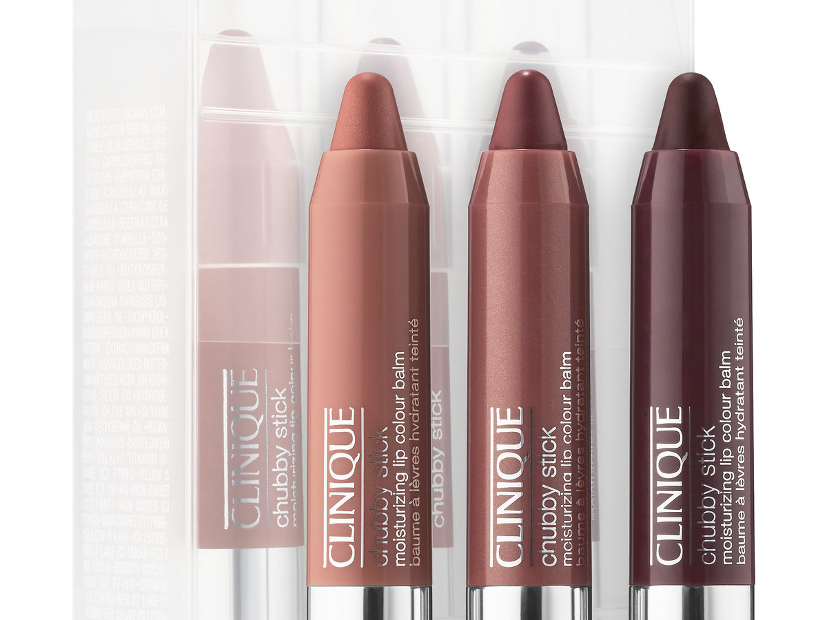 CLINIQUE Chubby Colored Lip Balm
