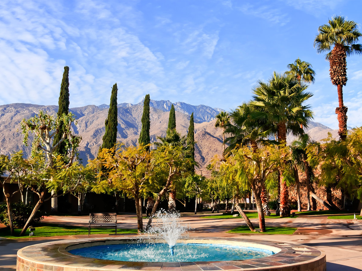 Palm desert the capital of cool sunset magazine for Travel to palm springs