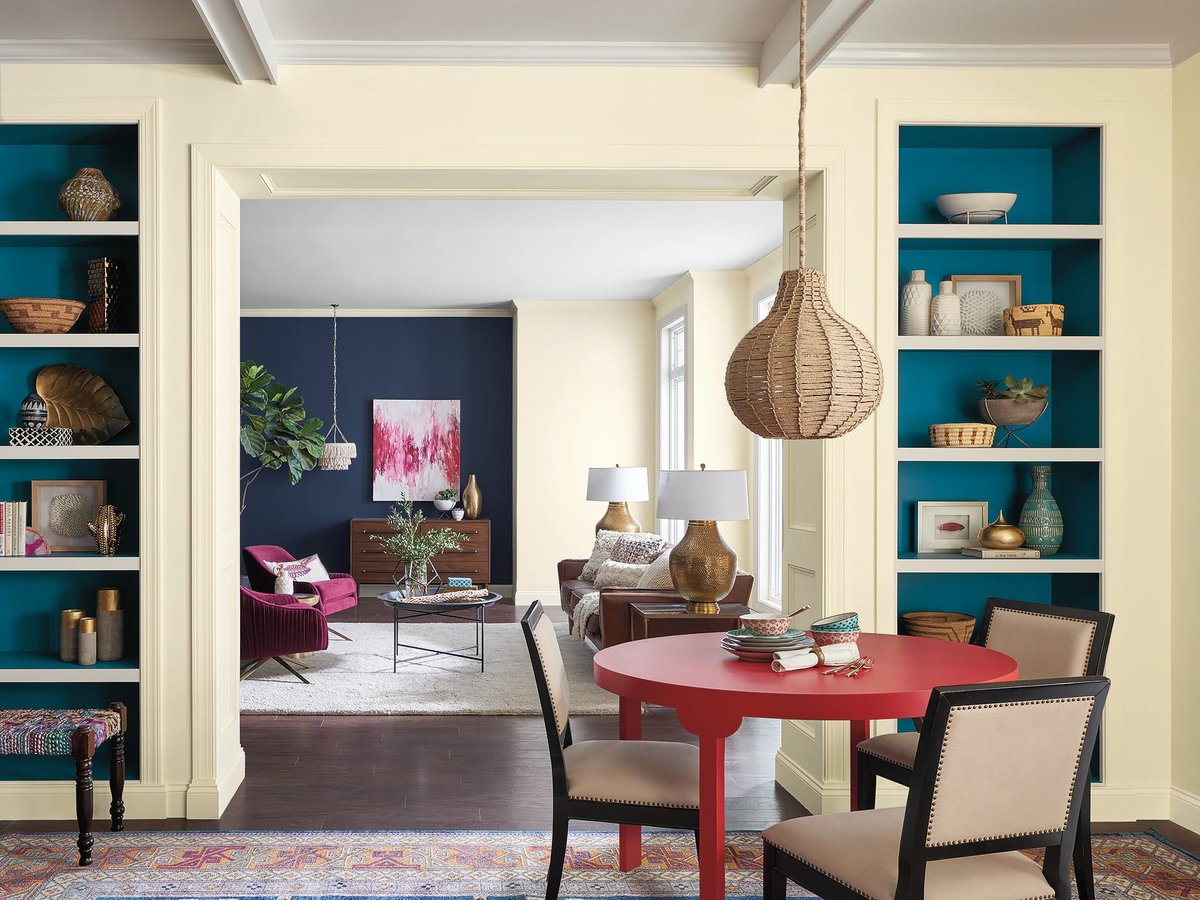 Trend Alert! These Will be the Hottest Paint Colors in 2018