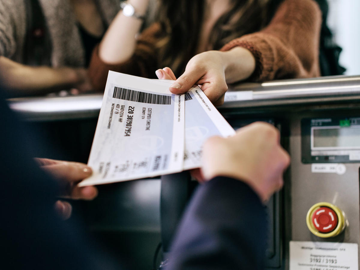 Four Letters You Never Want to See on Your Boarding Pass
