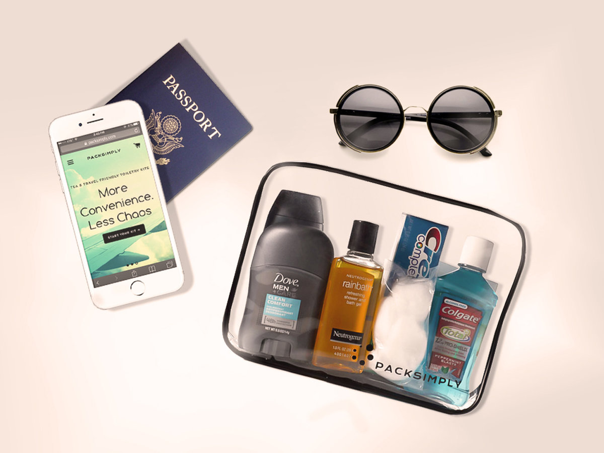 This New Service Will Pack Your Toiletry Bag with TSA-Approved Products