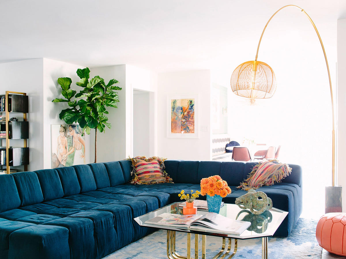 Living Room Ideas - Sunset Magazine