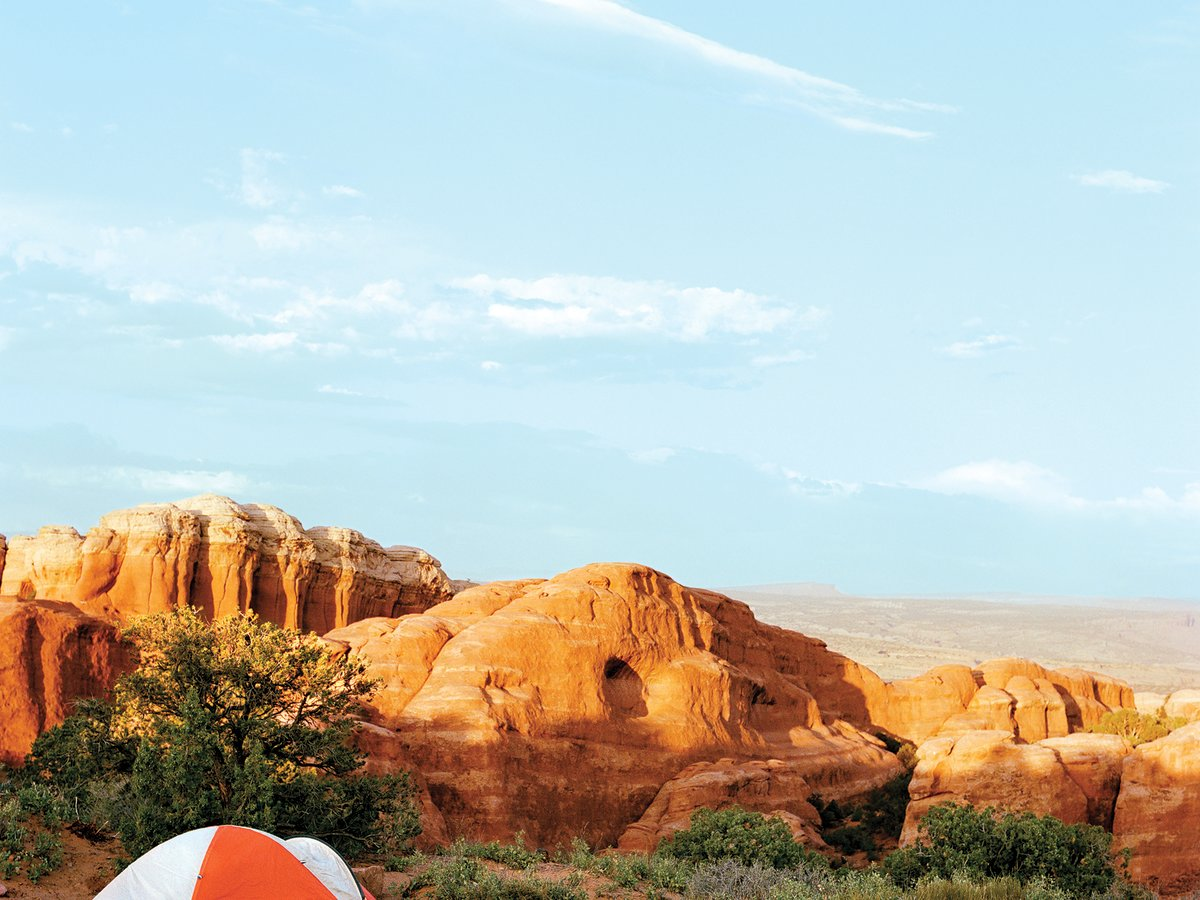 Where to Stay In & Near Arches N.P.