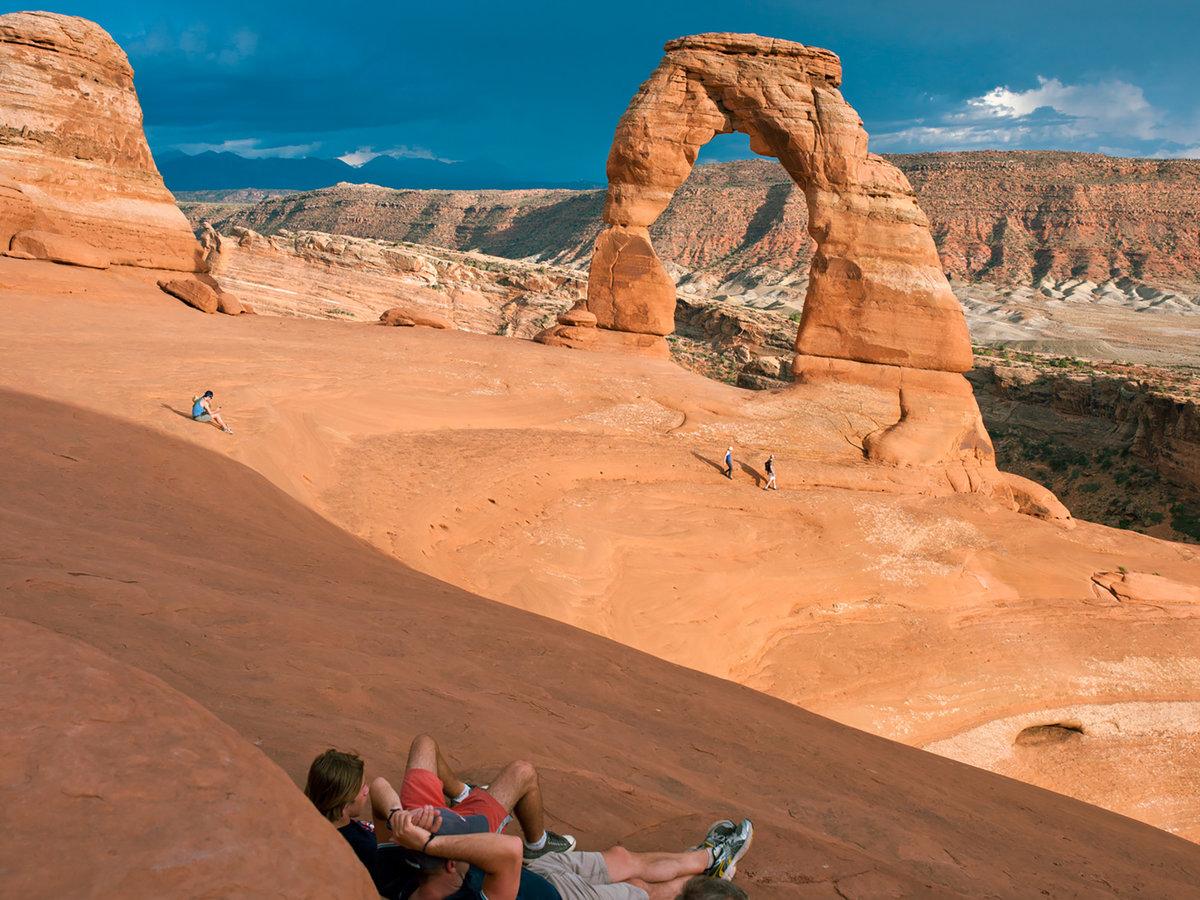 Arches National Park 101 Sunset Magazine