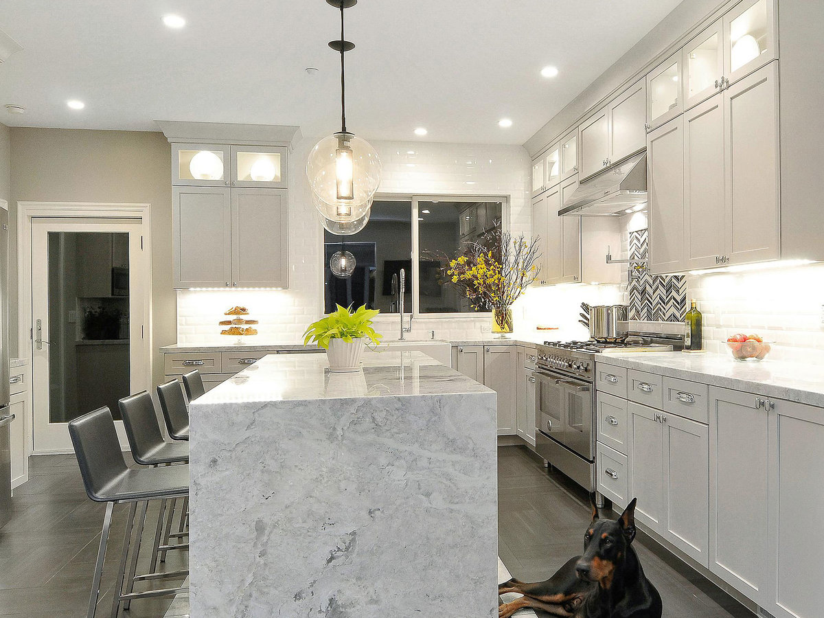 Remodeling vintage kitchens - Sunset Magazine