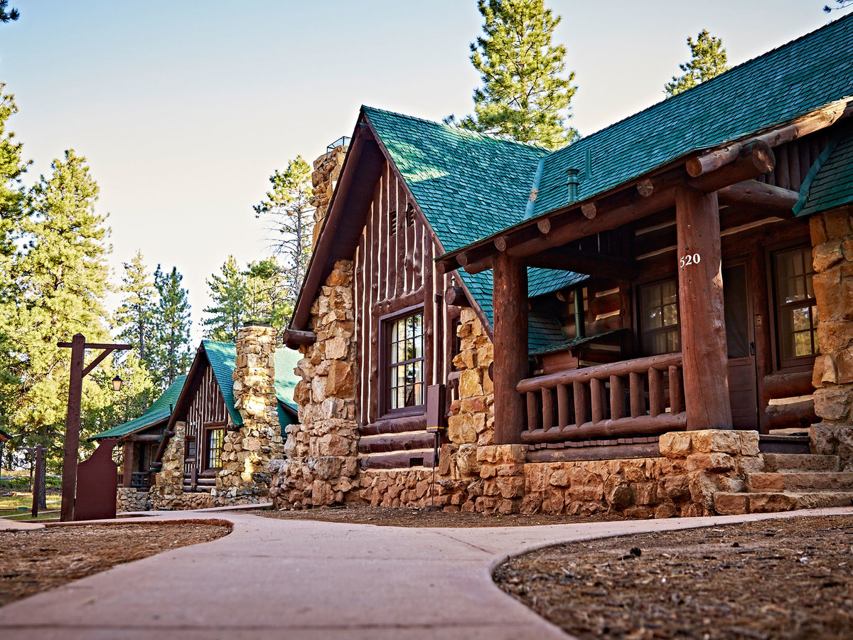 Merveilleux The Lodge At Bryce Canyon