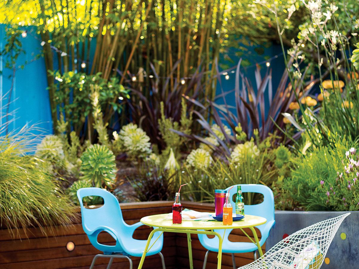 Backyard type quiz - Sunset Magazine