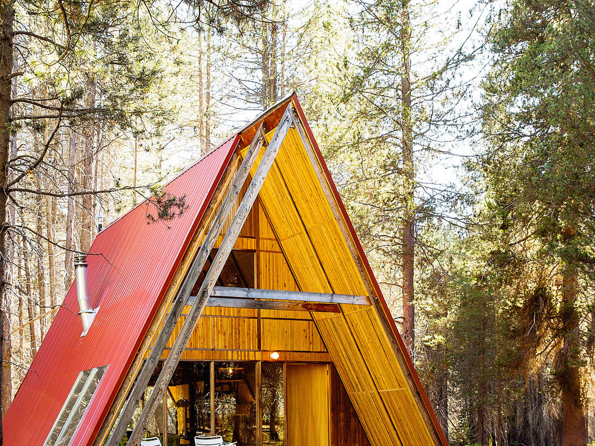 The Best Cabins for Getaways in the West | Sunset - Sunset Magazine