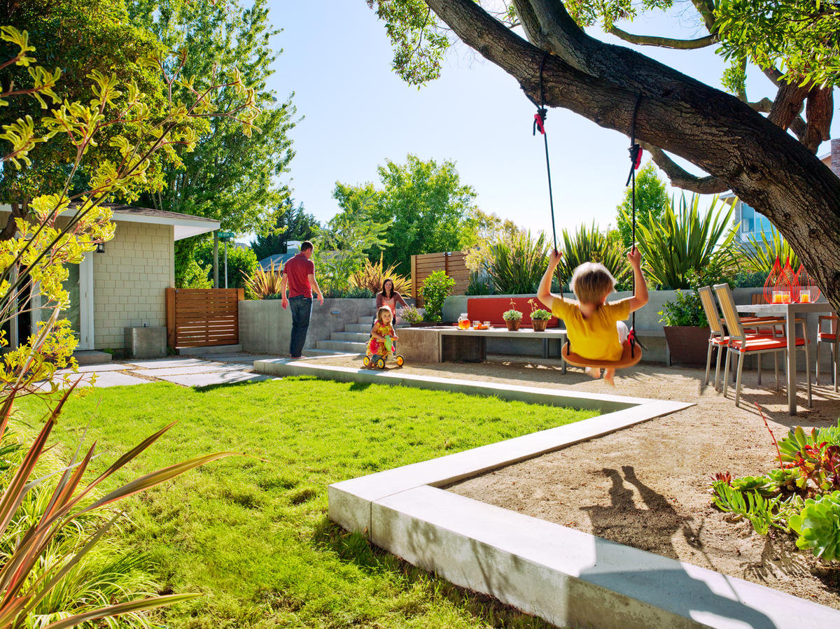 Awesome Backyard Ideas for Kids - Sunset Magazine
