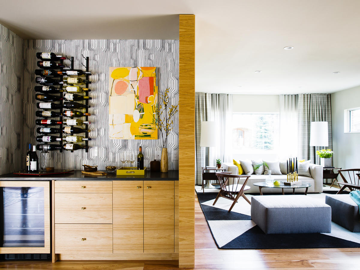 20 smart ideas from a stunning mid century remodel